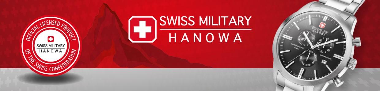 Swiss Military Hanowa Naisten kellot