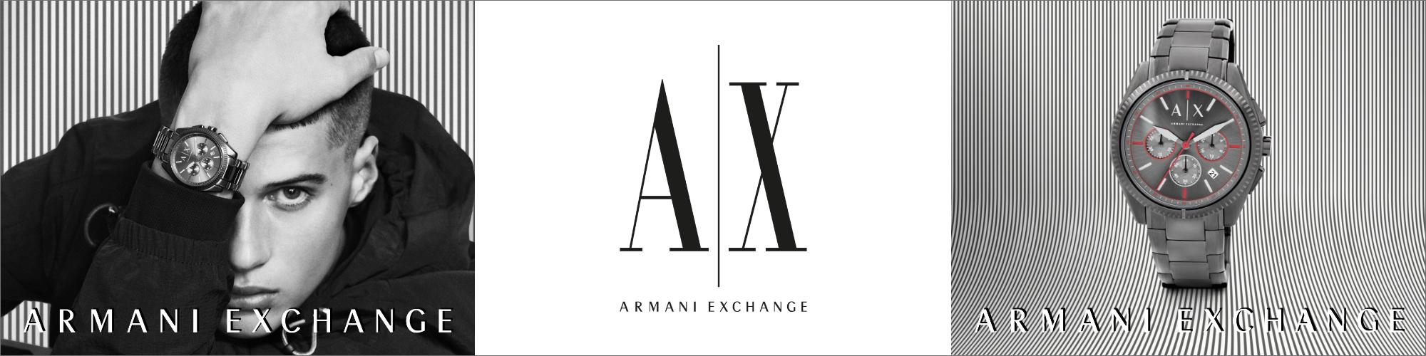 Armani Exchange Naisten Kellot